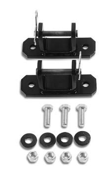 Universal Tow Bar Mounting Brackets (pair)