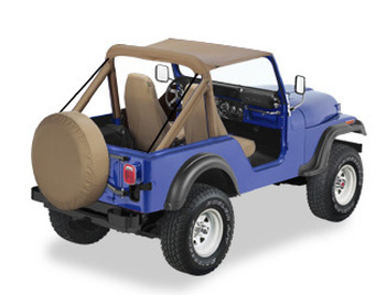 '76-'86 CJ5 Traditional Bikini Top