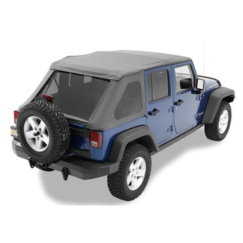 '07-Current JKU Trektop NX