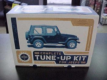'87-'90 YJ 2.5L Tune Up Kit (EFI)