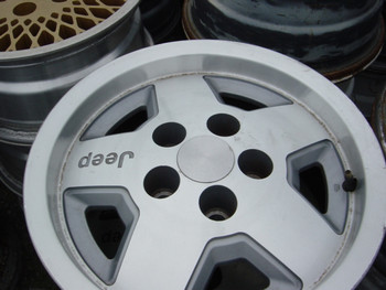 Jeep Wrangler Msrp >> Used Factory Jeep Rims – CBJeep