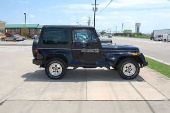 '87-'95 Wrangler YJ Hardtop Refurbished