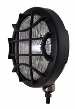 "6"" Round 100W Superwhite Off-Road Lights w/Grill Guard"