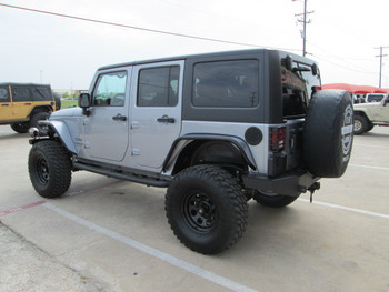 SOLD 2013 Black Mountain Conversion Wrangler Jeep Unlimited Stock# 682252