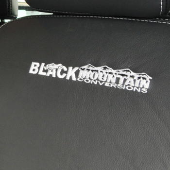 '07-Current Black Leather Seat Covers