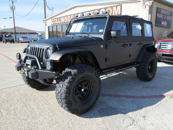 SOLD 2013 Jeep Wrangler Unlimited Sport Stock# 559488