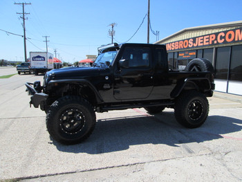 SOLD  2014 Black Mountain JK-8 Wrangler Truck Stock# 312175