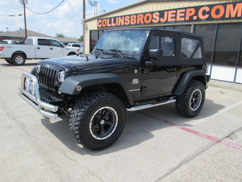 SOLD  2015 Black Mountain Conversions 2DR Jeep Wrangler Stock# 517207
