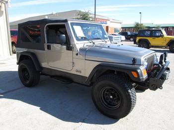 SOLD 2005 Jeep TJ Wrangler LJ Unlimited Khaki Stock# 303580