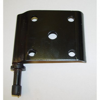 '76-'86 CJ Right Rear Spring Plate