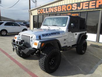 SOLD  2006 Jeep TJ Wrangler Stock# 737649