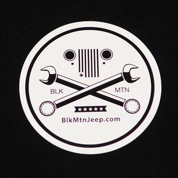 Black Mountain Stamp 3.5x3.5