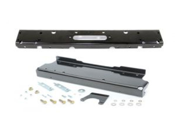 AEV Winch Mount for JK Call of Duty & MOAB Front Bumper
