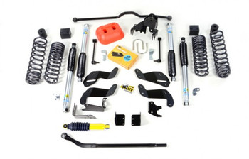 "AEV JKU DualSport SC 4.5"" Suspension Lift Kit"