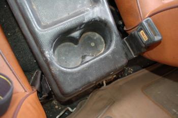 Used Factory CJ Black Console