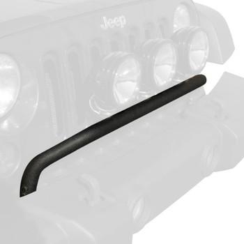 '07-Current JK Bumper-Mounted Light Bar (Textured Black)