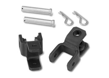 """Universal Tow Bar 7/8"""" D-Ring Adapter Brackets"""
