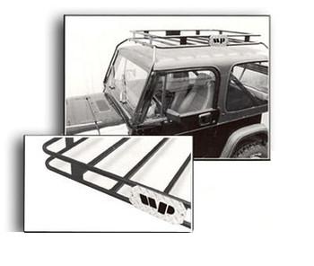 """'97-'06 TJ Safari Roof Rack [45""""x45""""x5""""]"""