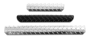 "Aluminum 18"" Nerf Bar Step Plate"