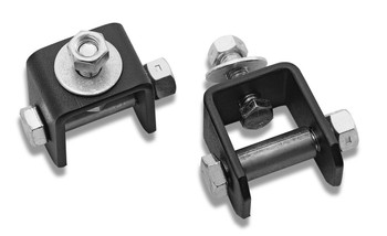 '87-'06 YJ/TJ Front Shock Conversion Mounts (Pair)