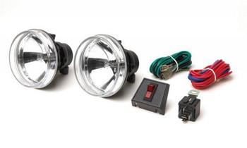 """4"""" Round JK Fog Light Kit"""