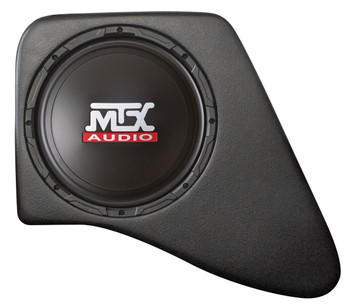 "'07-Current JKU MTX Audio 10"" Sub Enclosure (NO Amp)"