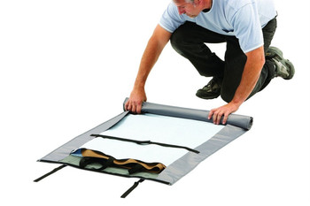 HOSS Window Storage Duffle (Charcoal)