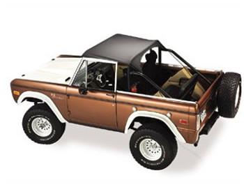 '66-'77 Ford Bronco Traditional Bikini Top