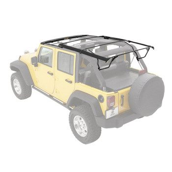 '07-Current JK Unlimited Factory Style Soft Top Bow Kit