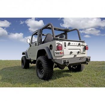'76-'06 CJ/YJ/TJ/LJ XHD Rear Bumper