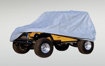 '55-'06 CJ/YJ/TJ 3-Layer Full Car Cover
