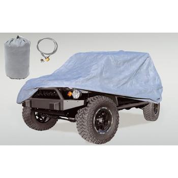 '04-Current LJ/JKU 3-Layer Full Car Cover Kit