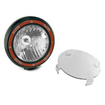 """7"""" Round HID Off-Road Light w/Wiring Harness"""