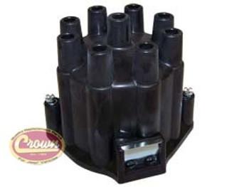 '72-'74 CJ V8 Distributor Cap (Point Ignition)