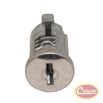 '94-'04 YJ/TJ Console Lid Lock Cylinder