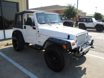 SOLD  1997 Jeep Wrangler TJ Sport Stock# 546556