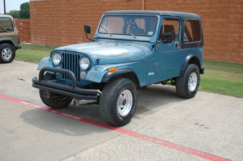 Sold 1986 Jeep CJ-7 Last of Great Breed Stock# 079815