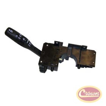 '01-'06 TJ Multifunction Switch w/Driving Lights