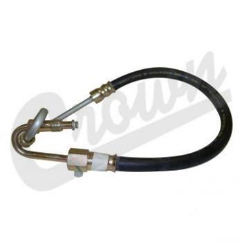 '91-'95 YJ 2.5L Power Steering Pressure Hose