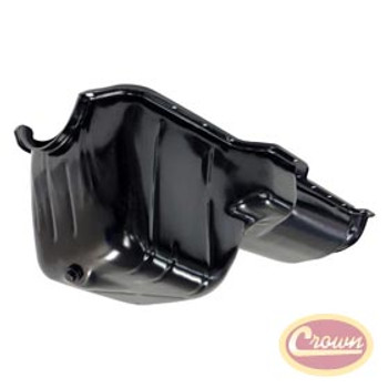 '00-'06 TJ 4.0L Oil Pan