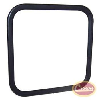 '55-'86 CJ Black Mirror Head