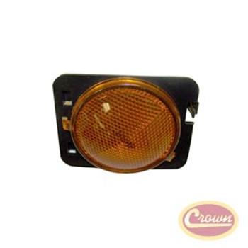 '07-Current JK LH Side Marker Lamp