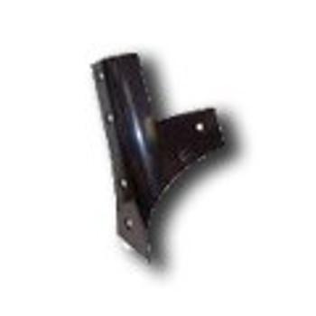 '07-Current JK LH Windshield Bracket (Black)