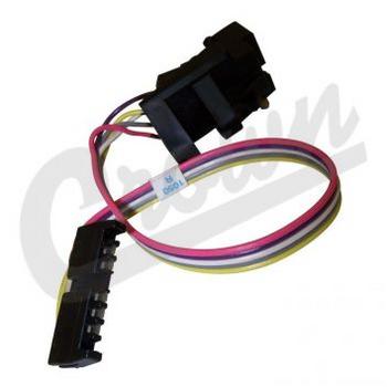 Crown Automotive 56007299 Wiper Switch w// Intermittent For Jeep Wrangler YJ