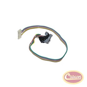 '87-'95 YJ Intermittent Wiper Switch (Tilt)