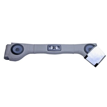 '87-'06 YJ/TJ/LJ 2 Speaker Sound Bar (Light Gray)