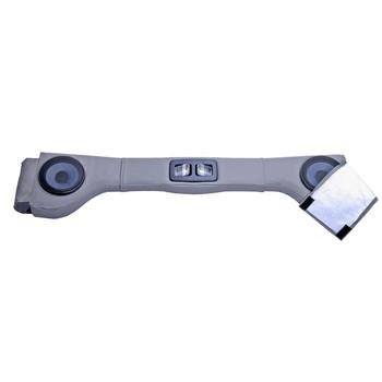 '87-'06 YJ/TJ/LJ 2 Speaker Sound Bar (Light Gray)