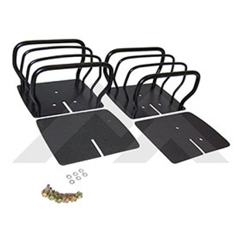'76-'06 CJ/YJ/TJ/LJ Black Tail Light Guards