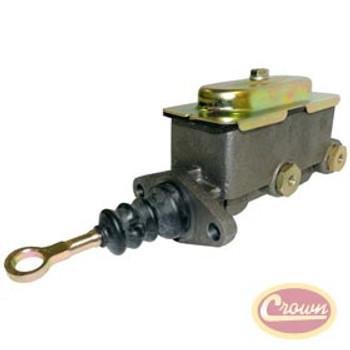 "'66-'71 CJ Brake Master Cylinder (for 10"" brakes)"