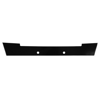 '07-Current JK Front Dual Tube Bumper Filler Plate